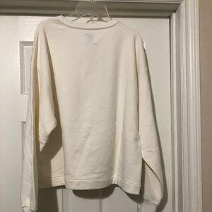 Zara Sweaters - NWT Zara white sweater